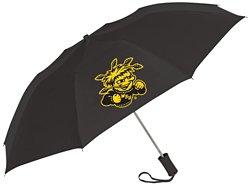 """Storm Duds Wichita State University 42"""" Automatic Folding Umbrella"""