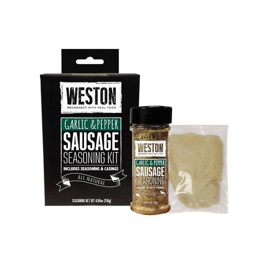 Weston Classic Sausage Dust® Seasoning Kit