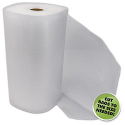 "Weston Bagged 11"" x 50' Vacuum Bag Roll"