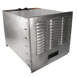 Pro-1000 Stainless-Steel 10-Tray Food Dehydrator