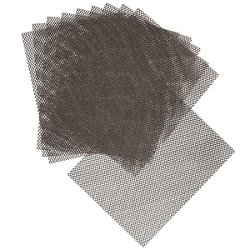 "13.9"" x 10.6' Dehydrator Netting Sheets 10-Pack"