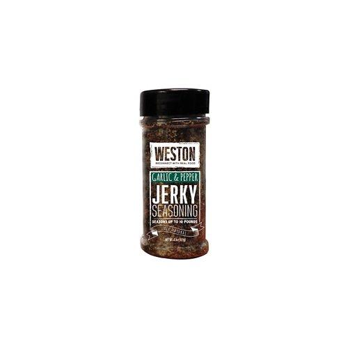 Weston Garlic and Pepper Jerky Dry Seasoning