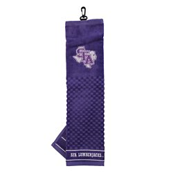 Stephen F. Austin State University Embroidered Towel