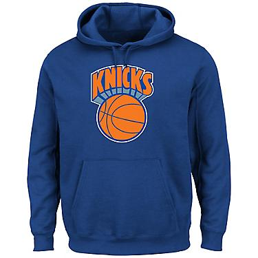 purchase cheap 85d66 d9f65 Majestic Men's New York Knicks Hardwood Classics Tek Patch™ Hoodie