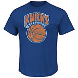 Majestic Men's New York Knicks Post Up T-shirt
