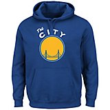 Majestic Men's Golden State Warriors The City Fleece Hoodie