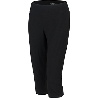 BCG Women's Wicking Capri Pants