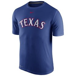 Nike™ Men's Texas Rangers Legend Wordmark T-shirt