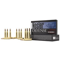 Defense Performance Bonded Centerfire Handgun Ammunition