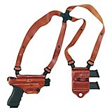 Galco Miami Classic II GLOCK Shoulder Holster System