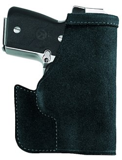 Galco Pocket Protector Smith & Wesson Bodyguard 380 with Laser Holster