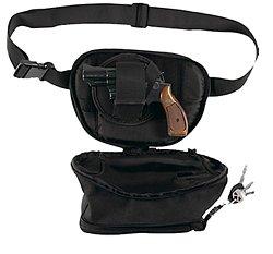 Bulldog Fanny Pack Medium Pistol Holster