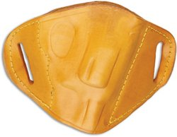 Bulldog Molded Belt Slide Automatic Handgun Holster