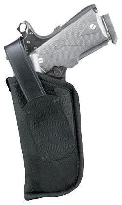 Hip Holster with Thumb Break