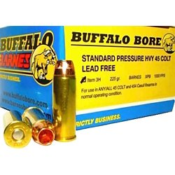 Buffalo Bore Hunting