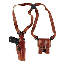 Beretta 92/96 and Taurus 92/99/100/101 Vertical Shoulder Holster System