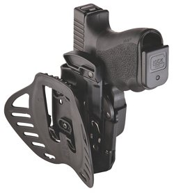PowerSpeed Size 2 Polymer Formed Retention Holster
