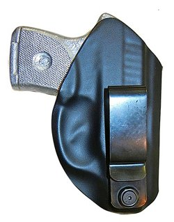 Flashbang Holsters Betty S&W Shield LaserMax Inside-the-Waistband Holster