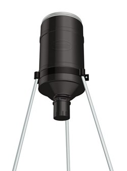 American Hunter 225 lb. Tripod Deer Feeder with R-Kit Pro and Varmint Buster