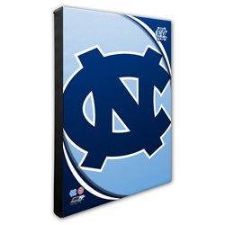 Photo File University of North Carolina Logo Stretched Canvas Photo