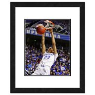 "Photo File University of Kentucky Anthony Davis 11"" x 14"" Double Matted and Framed Photo"