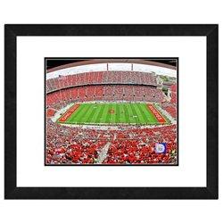 "Photo File Ohio State University Stadium 16"" x 20"" Matted and Framed Photo"