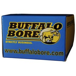 Buffalo Bore Shooting