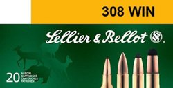 .08 Win 180-Grain Full Metal Jacket Centerfire Rifle Ammunition