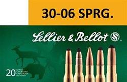 30-06 Springfield Armory 168-Grain HPBT Centerfire Rifle Ammunition