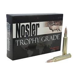 Trophy Grade AccuBond Centerfire Rifle Ammunition