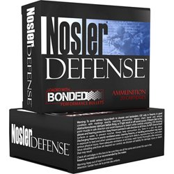 Defense Performance Bonded 9mm Luger 124-Grain Centerfire Handgun Ammunition