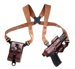 Galco Jackass AMT HB/BRN HP/Colt/Kimber Shoulder Holster System
