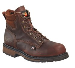 "Men's American Heritage Job Pro 6"" Safety Toe Work Boots"
