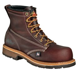 "Men's American Heritage 6"" Emperor Composite Safety Toe Work Boots"