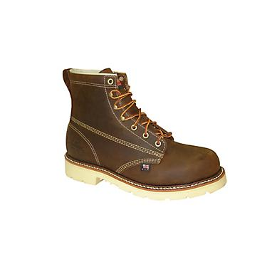 24bbf3cfb4a Thorogood Shoes Men's 6 in EH Steel Toe Lace Up Work Boots
