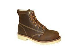"Men's 6"" Safety Toe Work Boots"