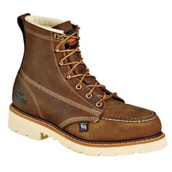 Men's American Heritage Job Pro 6 in EH Steel Toe Lace Up Work Boots