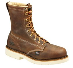 "Men's American Heritage Job Pro 8"" Safety Toe Work Boots"