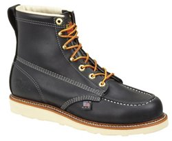 "Men's American Heritage 6"" Wedge Moc Toe Safety Toe Work Boots"