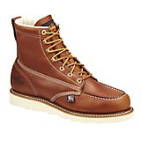 61f1c44670 Men's American Heritage 6 in Moc Toe Wedge Lace Up Work Boots