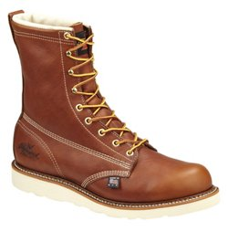 "Men's American Heritage 8"" Wedge Work Boots"