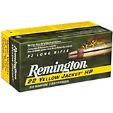 Remington Yellow Jacket Hyper Velocity .22 LR 33-Grain Rimfire Ammunition