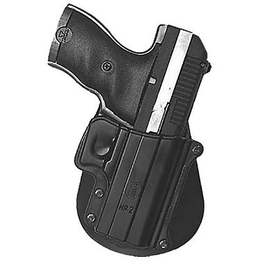 THE ULTIMATE OWB LEATHER GUN HOLSTER FOR HI-POINT C-9,CF-380,9mm