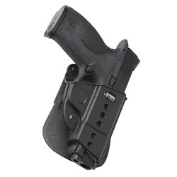 S&W M&P Shield Roto Evolution Paddle Holster
