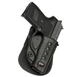 1911-Style with Rails Roto Evolution Belt Holster
