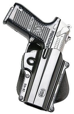 Ruger 90/93/94/95/97 9mm/.40/.45 ACP Paddle Holster