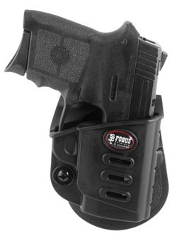 Fobus S&W Bodyguard Standard Evolution Paddle Holster