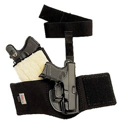 Ankle Glove S&W JF 442/640 and Taurus 85 CH Ankle Holster Left-handed