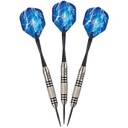 Viper Silver Thunder Steel-Tip Darts 3-Pack