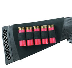 Uncle Mike's Shotgun Buttstock Shell Holder